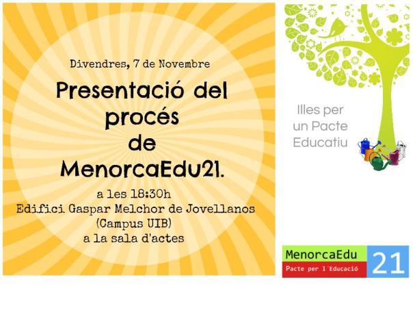 Presentació Pacte Mallorca
