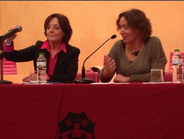 Roser Salavert presentada per Maria Pons