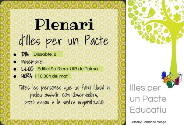 plenari novembre