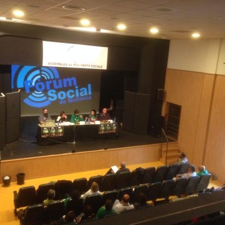 Taula propostes de futur IV FSMa. FORUM EDUCACIO