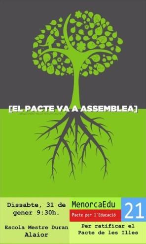 Poster assemblea 31 gener
